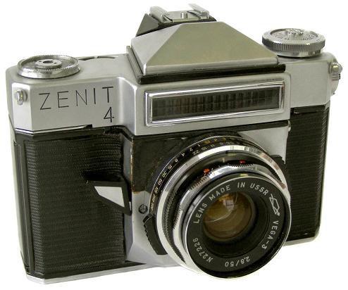 Znalezione obrazy dla zapytania aparat zenit