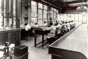 """Radium Girls"" 1922 r."