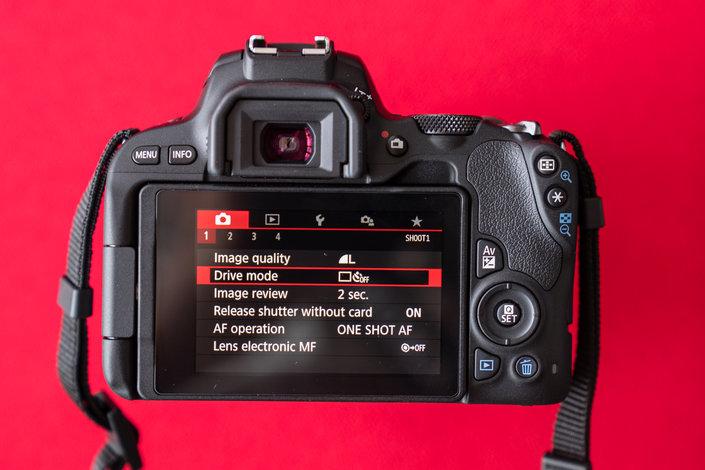 Canon EOS 200D - pierwsze wrażenia | Fotoblogia pl