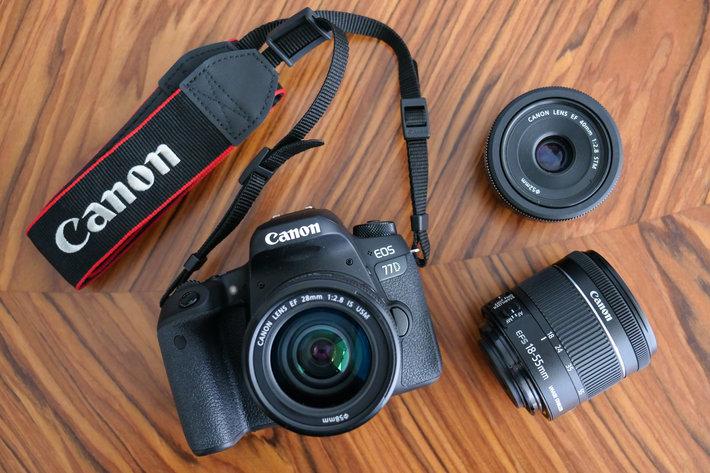 Canon EOS 77D - zaawansowana lustrzanka dla pasjonatów [test