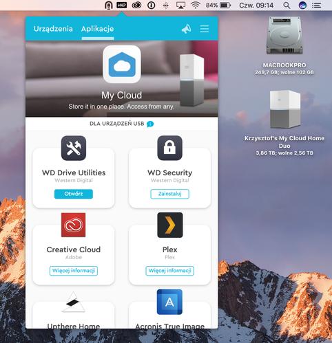 WD My Cloud Home Duo - test nowoczesnej, domowej chmury dla